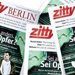 ZITTY / COVER STORY - HOMOPHOBIE